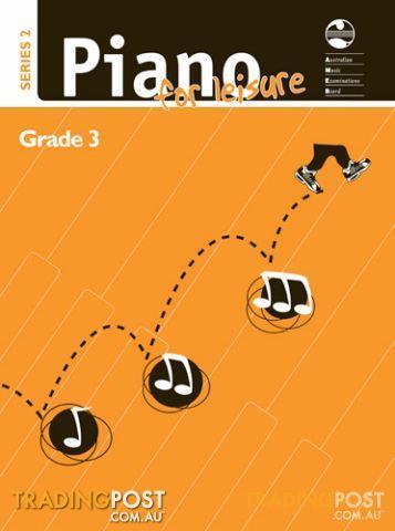 2. AMEB Piano for Leisure - Grade Books - Series 2