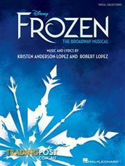 Disney Frozen - The Broadway Musical Vocal Selections