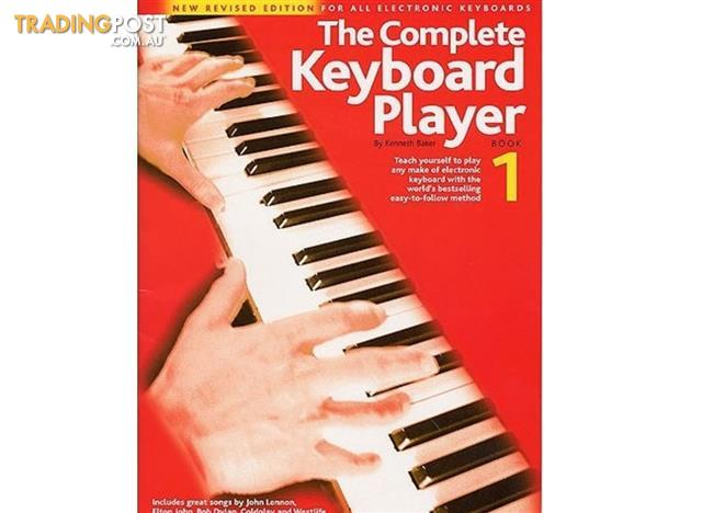 The Complete Keyboard Player Book 1 - Revised