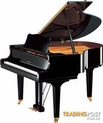 Yamaha Baby Grand Piano GC1M Ebony Polished