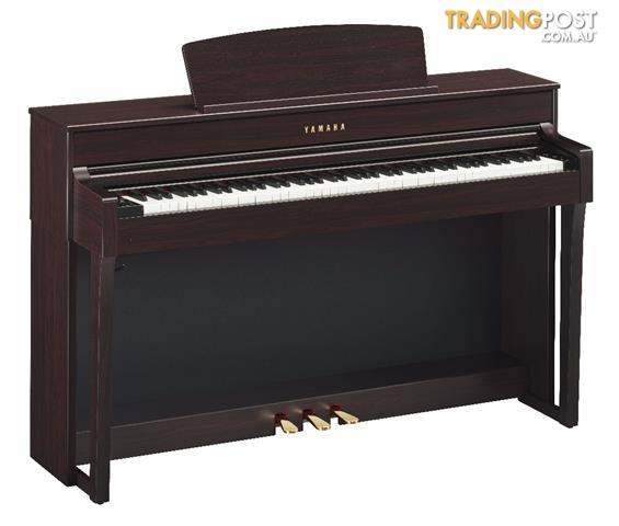 Yamaha Clavinova Digital Piano CLP645 - Black