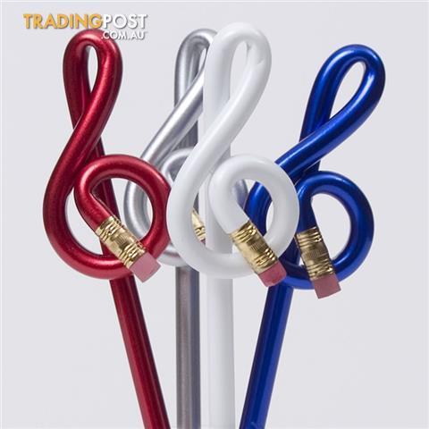 Bentcil G-Clef/Treble Clef