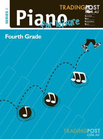 AMEB Piano for Leisure - Grade Books - Series 1