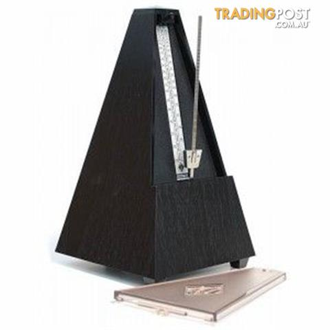 Wittner Metronome 816K - Black - with Bell