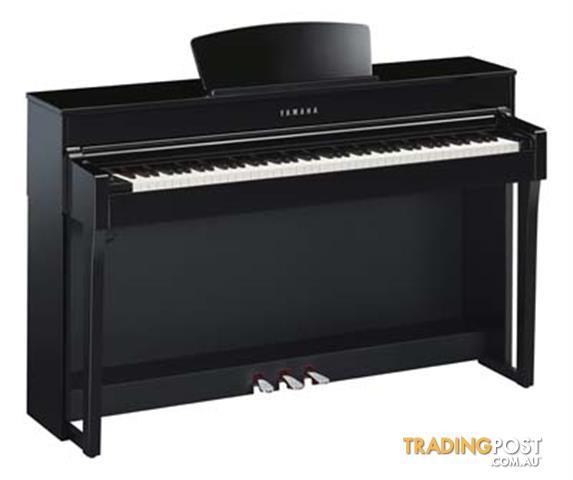 Yamaha Clavinova Digital Piano CLP635 -  Polished Ebony