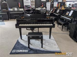 Yamaha Clavinova Digital Piano - CLP795GP Polished Ebony