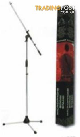 AMS - MA409B BOOM MICROPHONE STAND BLACK