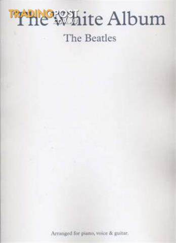 The Beatles - The White Album (PVG)