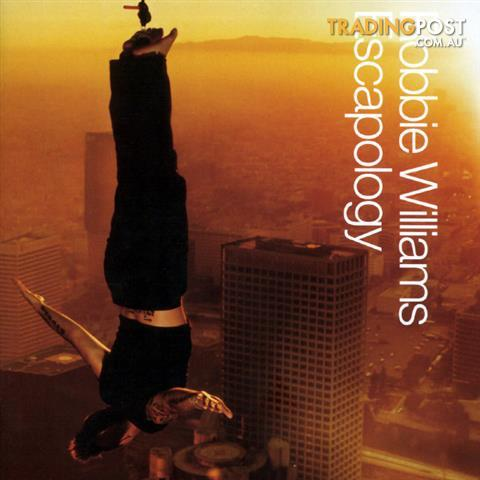 Robbie Williams Escapology PVG