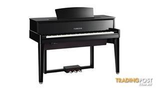 Yamaha Hybrid Piano AvantGrand N1