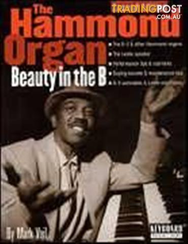 Hammond Organ Beauty in the B