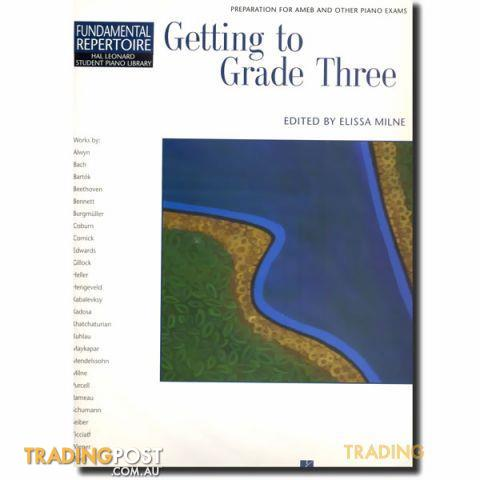 Getting to Grade One