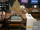 Conn 580 Theatrette Organ, Walnut  Series II