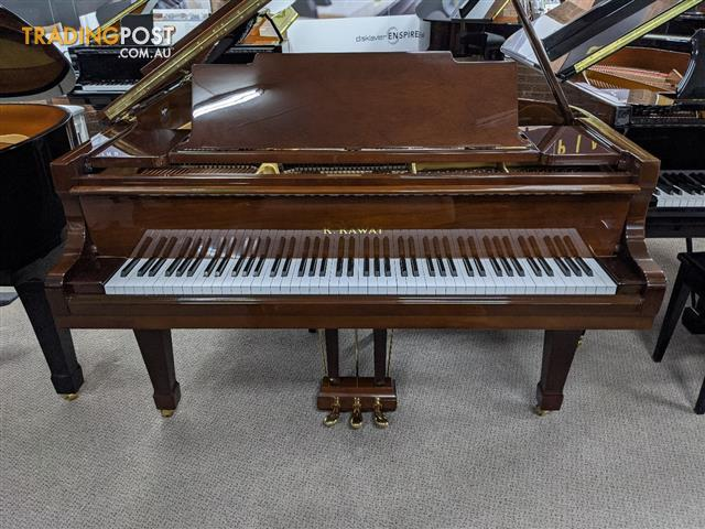 Kawai 178cm Grand Piano KG 2C Finished in Rich Walnut Polish ~ Sold ~