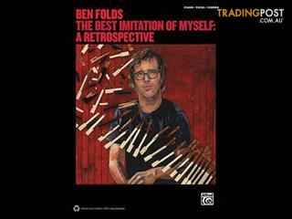Ben Folds -The Best Imitation Of Myself: A Retrospective