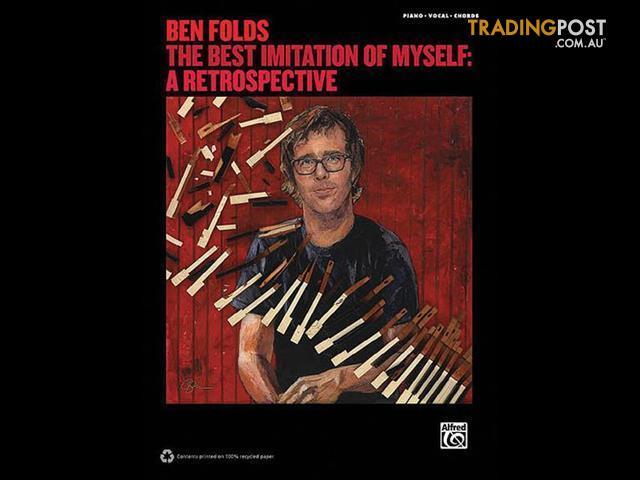 Ben Folds -The Best Imitation Of Myself: A Retrospective