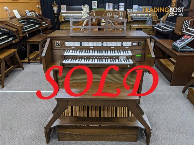 Allen Classical Organ ~ SOLD ~ Protege model L4