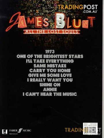 James Blunt - All The Lost Souls PVG