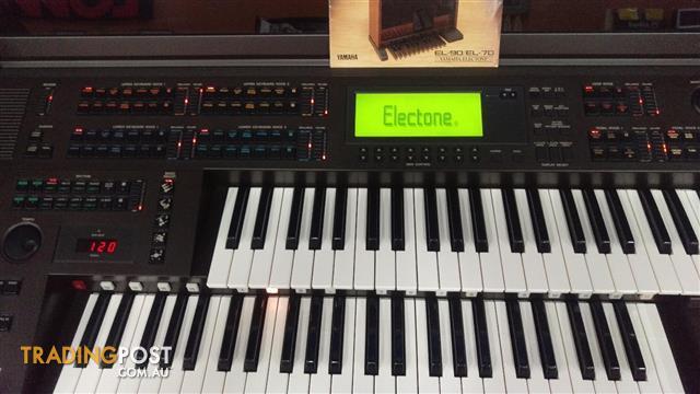 Yamaha EL90 Electone Organ