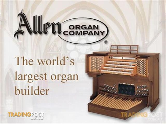 Allen Portatif Pipe Façade / Speaker Option