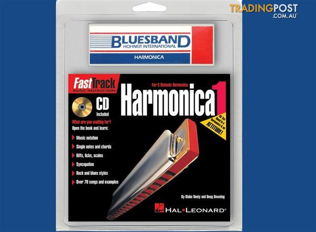 FastTrack Harmonica Pack