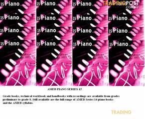 AMEB Piano Grade Books - Series 15