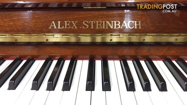 Alex Steinbach Romance  Classic 121cm Walnut Polish