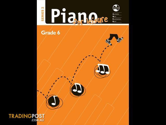 AMEB Piano For Leisure Gr. 6 Series 2
