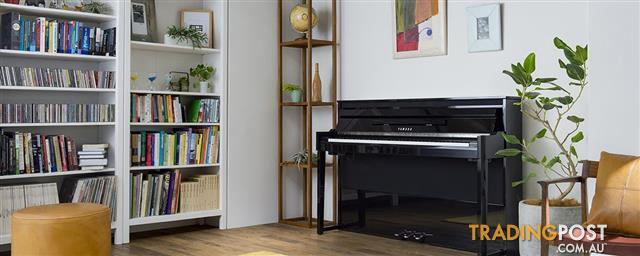 Yamaha AvantGrand Upright Hybird Piano  NU1X