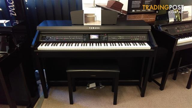 New yamaha clavinova cvp701 digital piano cvp700 series for Used yamaha clavinova cvp for sale