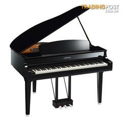 Yamaha Clavinova Digital Piano CLP695GP Polished Ebony