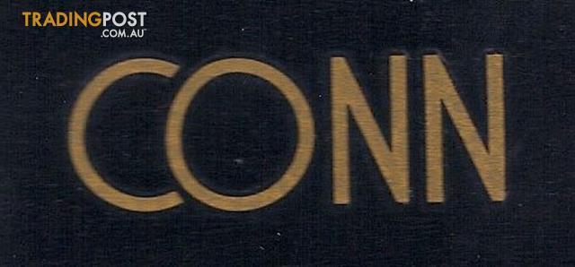 Conn 580 organ owners manual