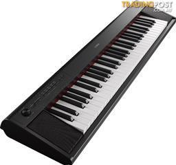 Yamaha Piaggero NP-12 61-key piano-style keyboard