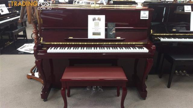 Alex Steinbach Upright Piano Romance ~ Classic (JS121FD)
