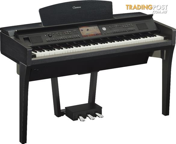 Yamaha Clavinova CVP709B Black Walnut Digital Piano CVP700 series