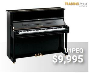 Yamaha 121cm Upright Piano U1PEQ NEW  U1 Series