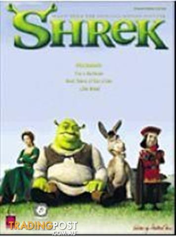 PRINT MUSIC Shrek Series