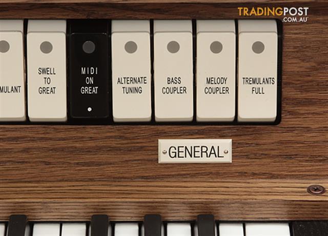 Allen Classic Organs CF-4 Two Manuals | 27 Stops