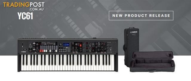 Yamaha YC61 Stage Organ Keyboard