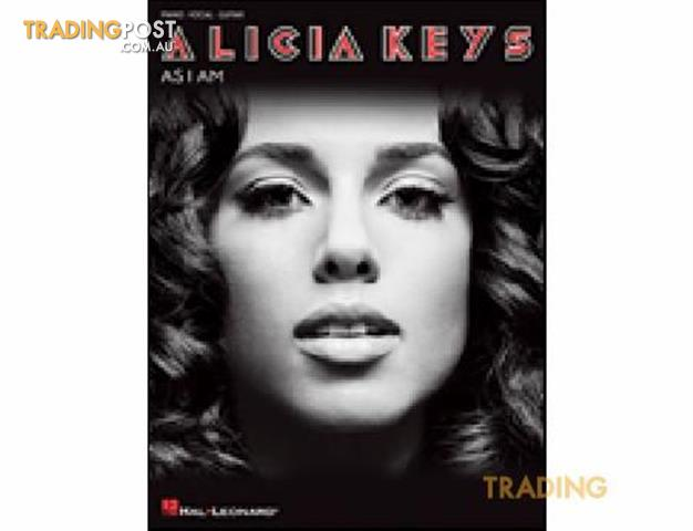 Alicia Keys - As I Am (PVG)