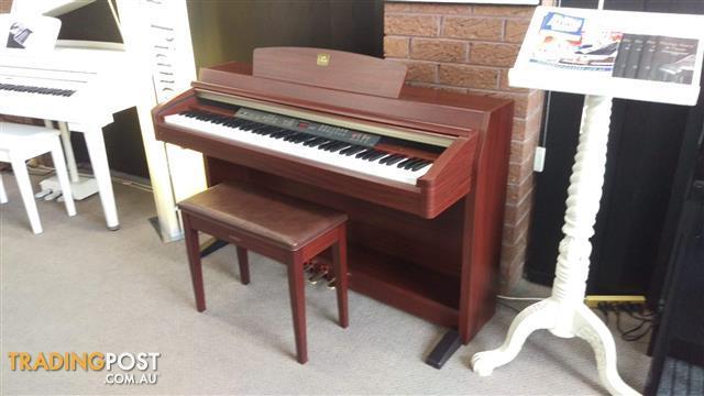 Yamaha Clavinova Digital Piano CLP230 Mahogany