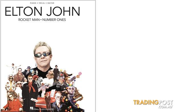 Elton John - Rocket Man: Number Ones