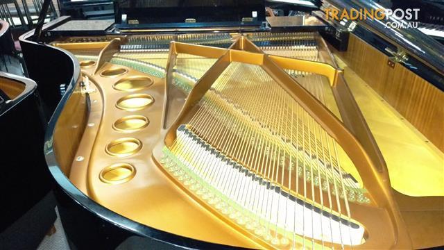 Sold ~ Bosendorfer 200cm Grand Piano Ebony