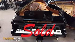 Sold ~ Bosendorfer 200cm Grand Piano Ebony