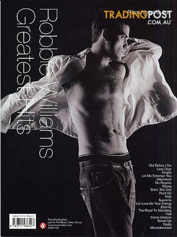 Robbie Williams - Greatest Hits PVG