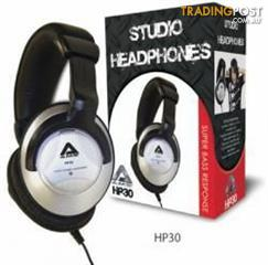 AMS HP30 DYNAMIC STEREO HEADPHONES