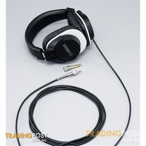 Yamaha HPH MT 120 Over-ear Headphones