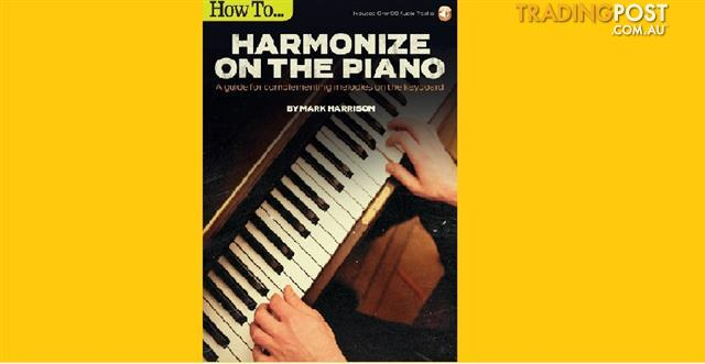 How to Harmonize on the Piano