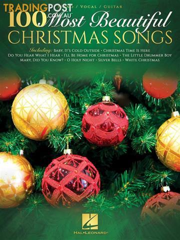 Most Beautiful Christmas Songs 100
