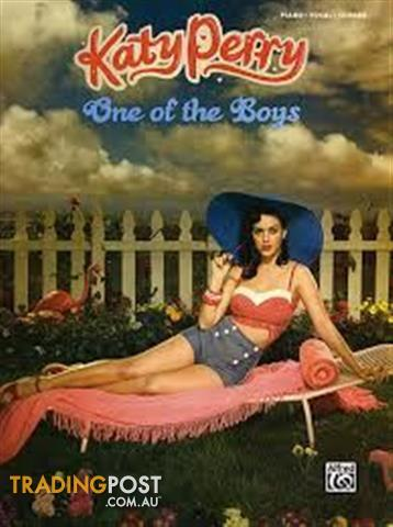 Katy Perry - One of the Boys - Katy Perry (PVG)